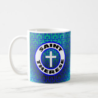 Saint Therese Coffee Mug