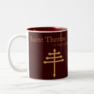 Saint Therese Maronite Mug