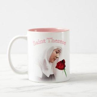 Saint Therese Mug