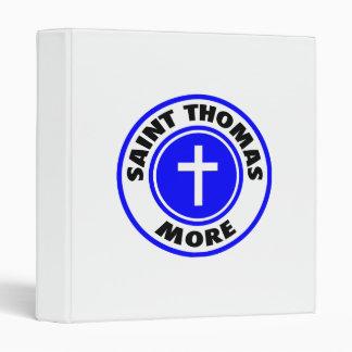 Saint Thomas More 3 Ring Binder
