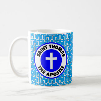 Saint Thomas the Apostle Coffee Mug