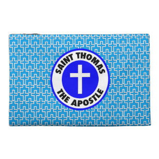Saint Thomas the Apostle Travel Accessory Bag