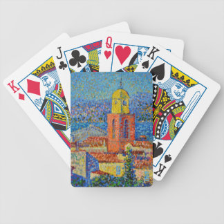 Saint-Tropez Bicycle Playing Cards