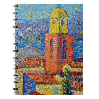 Saint-Tropez Notebook