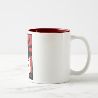 Saint Two-Tone Coffee Mug
