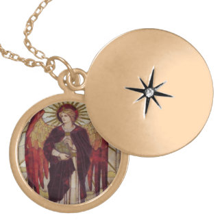 Saint Uriel Necklace