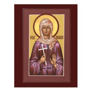 Saint Valentina Prayer Card
