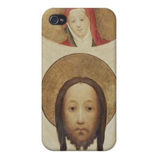 Saint Veronica with the Sudarium, c.1420 Cover For iPhone 4