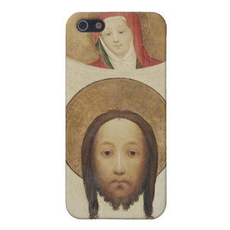 Saint Veronica with the Sudarium, c.1420 iPhone 5 Cases