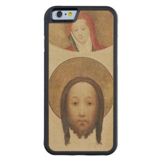 Saint Veronica with the Sudarium, c.1420 Maple iPhone 6 Bumper Case