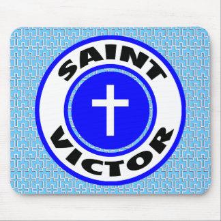 Saint Victor Mouse Pad