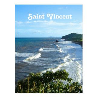Saint Vincent and Grenadine Postcard