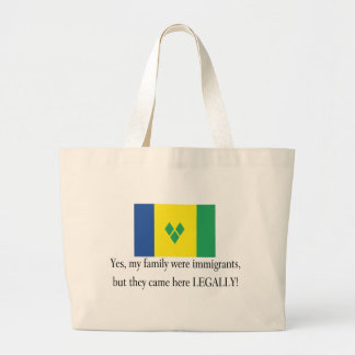 Saint Vincent and the Grenadines Tote Bags
