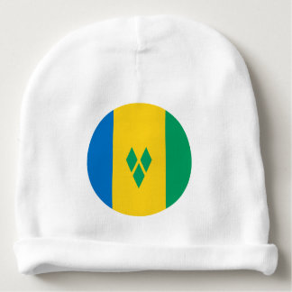 Saint Vincent and the Grenadines Flag Baby Beanie