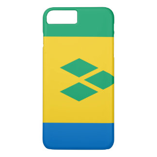 Saint Vincent and the Grenadines Flag Case-Mate iPhone Case