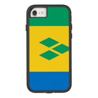 Saint Vincent and the Grenadines Flag Case-Mate Tough Extreme iPhone 8/7 Case