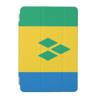 Saint Vincent and the Grenadines Flag iPad Mini Cover