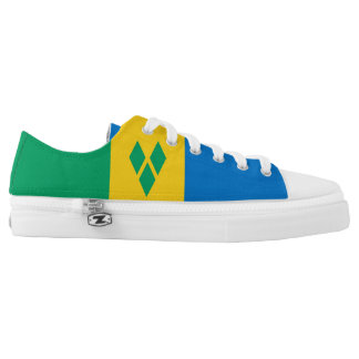 Saint Vincent and the Grenadines Low-Top Sneakers