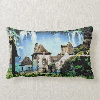 Saint-Vincent manga Lumbar Pillow
