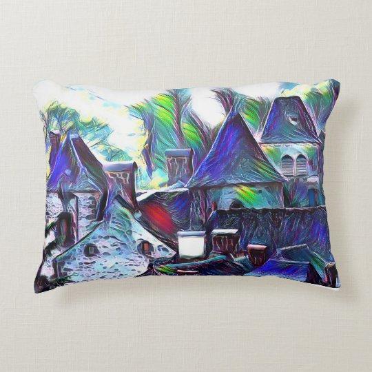 SAINT-VINCENT OF SALERS comic 3 Decorative Pillow