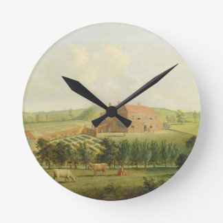 Saint Vincents, Near West Malling, Kent, c.1779 (o Wall Clocks