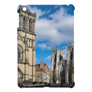 Saint Wilfrids and York Minster. iPad Mini Case