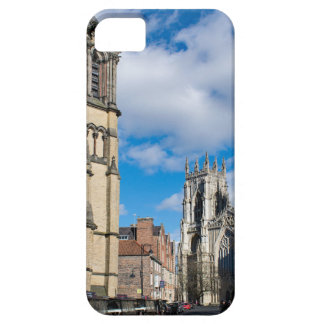 Saint Wilfrids and York Minster. iPhone 5 Cases