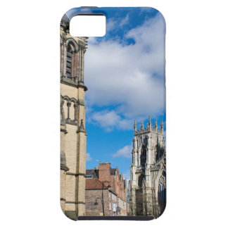 Saint Wilfrids and York Minster. iPhone 5 Cover