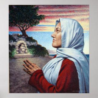 Saint Yolanda Print