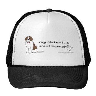 SaintBernardSister Trucker Hat