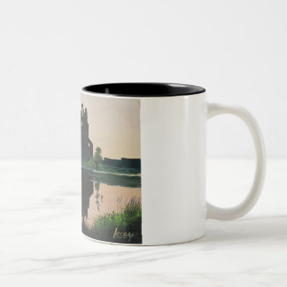 Saintly hall Two-Tone coffee mug