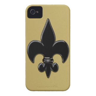 Saints Fleur De Lis Case-Mate iPhone 4 Case