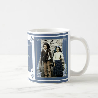 Saints Francisco & Jacinta Marto Canonization Coffee Mug