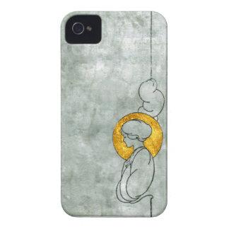 Saint's Halo iPhone 4 Case