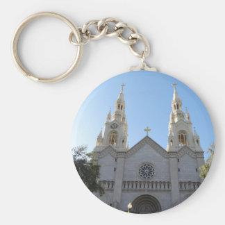 Saints Peter & Paul Church Keychain
