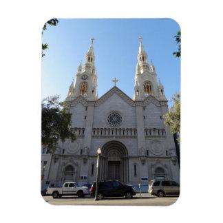 Saints Peter & Paul Church Photo Magnet