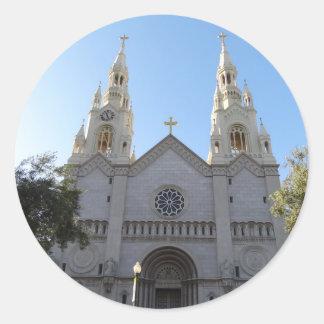 Saints Peter & Paul Church Stickers