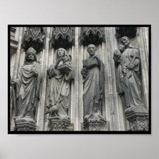 Saints Poster