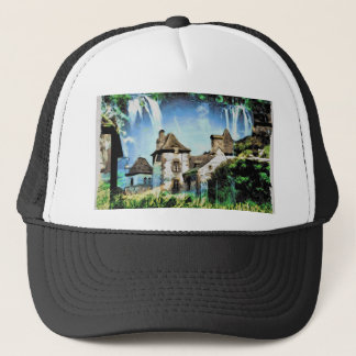 saintvincent manga trucker hat