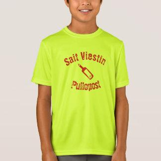 sait viestin pullossa T-Shirt