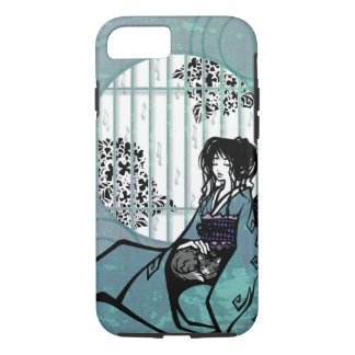 """SajuArt Zen """"Sound of Rain"""" iPhone 7 iPhone 7 Case"""