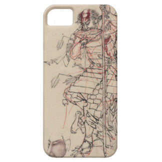 Sake o Nomu (The Wounded Warrior) iPhone 5 Covers
