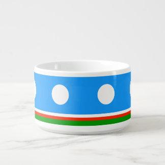 Sakha Republic Flag Bowl