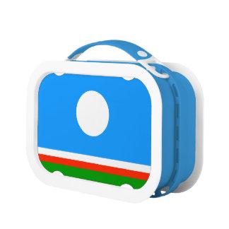 Sakha Republic Flag Lunch Boxes