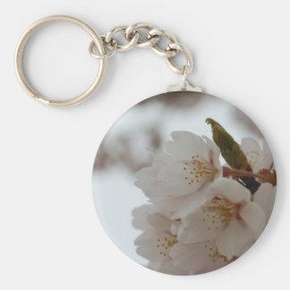 Sakura Beautiful Japanese Cherry Blossom Keychain