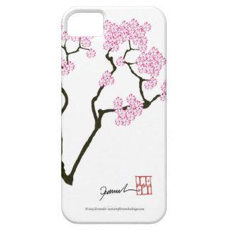 sakura bloom white eye bird, tony fernandes case for the iPhone 5