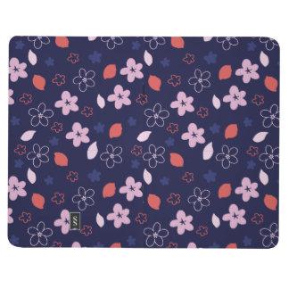 Sakura Blossom Blue Journal