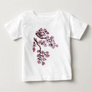 Sakura Branch Painting 5 Baby T-Shirt
