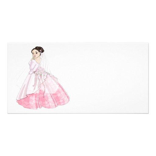Sakura Bride Photo Cards