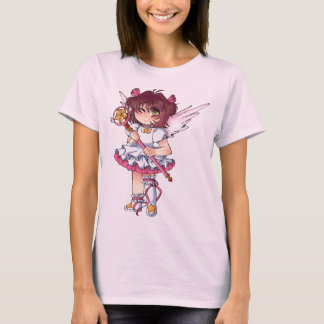 Sakura Card Chibi Detector T-Shirt